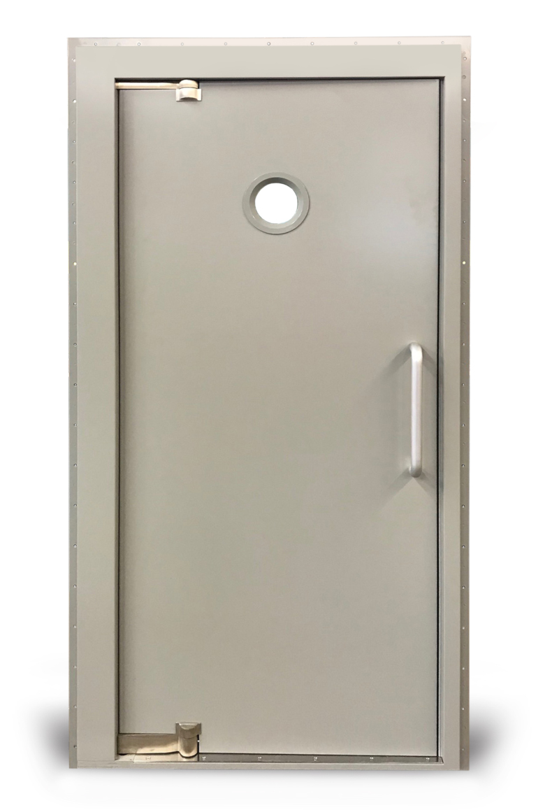 Ellison Bronze navy door