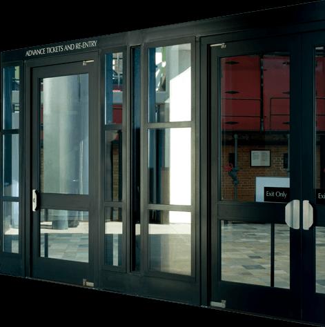 sc 1 th 225 & Ellison Bronze - Custom Crafted Balanced Doors |