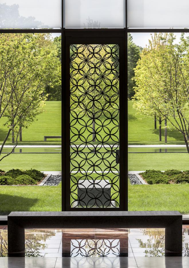 Lakewood Cemetery Garden Mausoleum | Ellison Bronze - Custom Crafted ...