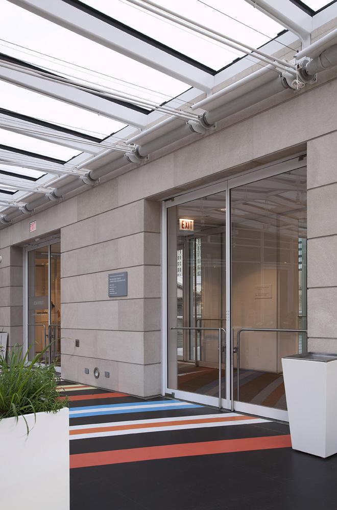 the modern wing at the art institute of chicago ellison bronze