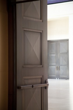 George W. Bush Library Doors