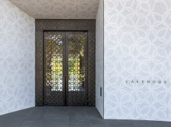 New Mausoleum at Lakewood Cemetery Features Seven Balanced Doors from Ellison Bronze