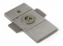 Ellison Unveils Stainless Steel Hardware For Its Balanced Doors
