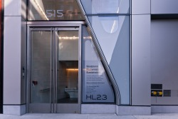 New York City's High Line 23 Features Entrance Doors from Ellison Bronze