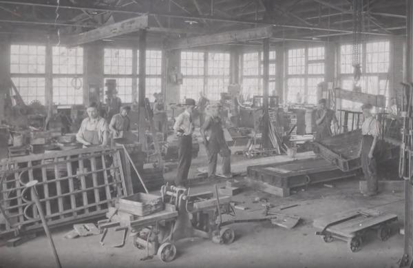 Ellison Old Factory
