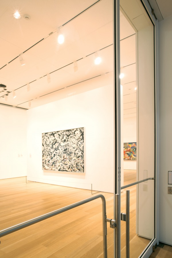 New Museum Wing Specifies 106 New Ellison Doors for Priceless Art Collection