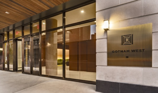 Luxury NYC High-Rise Gets First-Class Treatment with Ellison Balanced Doors