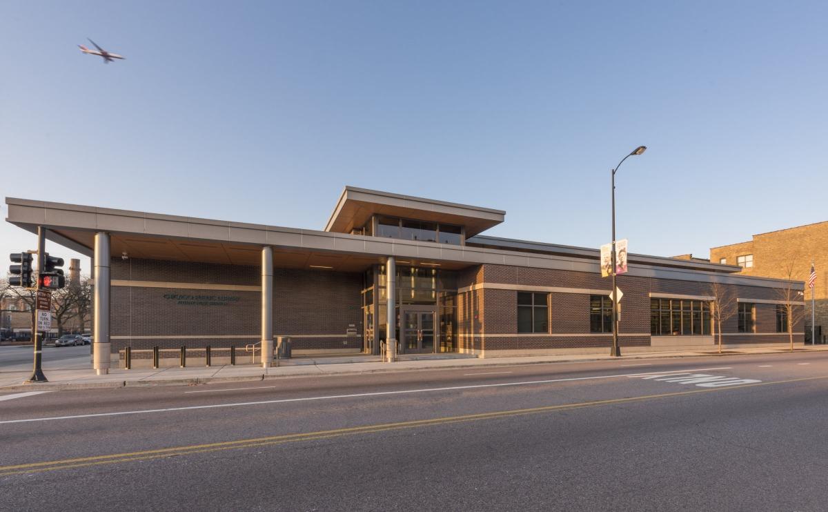 Albany Park Library