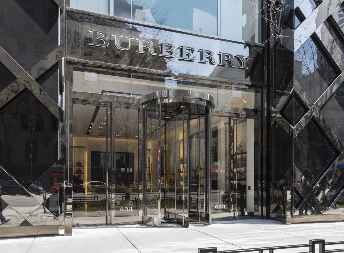 Burberry - 633 N. Michigan Ave