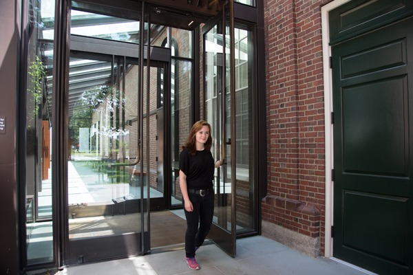 McKinlock Hall, Harvard University